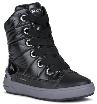 Geox Kids' Sleigh Abx Waterproof Boot