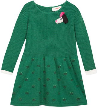 Catimini Wool-Blend Dress
