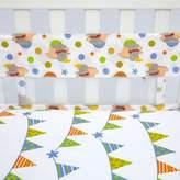 Disney Dumbo Secure-Me Mesh Crib Liner