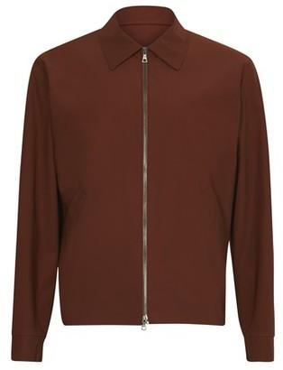Harris Wharf London Short zipped jacket