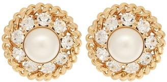 Alessandra Rich Clip-on earrings