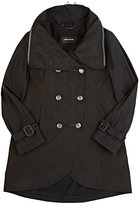 Mackage DOUBLE-BREASTED COAT-BLACK SIZE 10