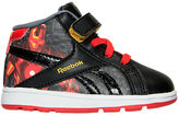 Reebok Boys' Toddler Marvel Iron Man Velcro Running Shoes