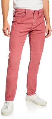 Joe's Jeans Men's Asher Slim-Leg Corduroy Pants