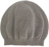 Rick Owens ribbed hat - women - Cashmere - One Size