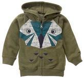 Gymboree Owl Hoodie