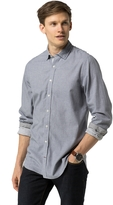 Tommy Hilfiger Slim Fit Micro Print Shirt