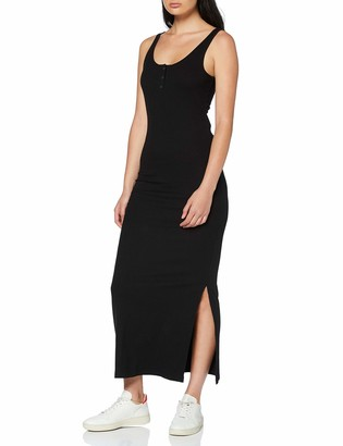 Noisy May NOS DE Women's NMMOX Maxi S/L Dress NOOS