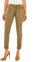 Free People Cord Roller Cropped Skinny Pants