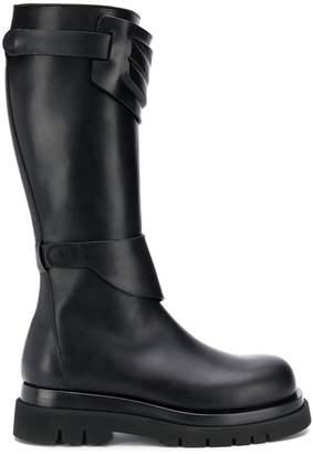 Bottega Veneta lug sole boots