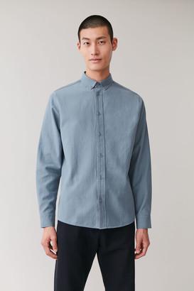 Cos Button-Down Collar Shirt