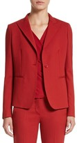 Max Mara Women's Umile Stretch Wool Jacket