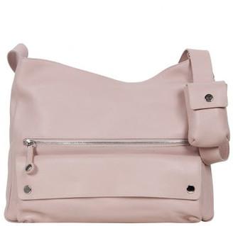 Furla Light Pink Leather Bag