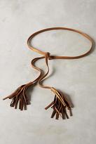 Anthropologie Harper Bronze Belt