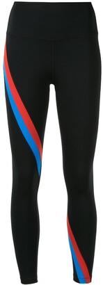Splits59 Bella 7/8 striped leggings