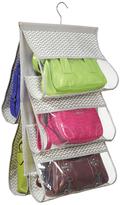 InterDesign Axis Hanging Handbag Organizers (Set of 2)