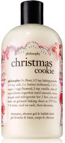 philosophy 'christmas cookie' shampoo, shower gel & bubble bath (Limited Edition)