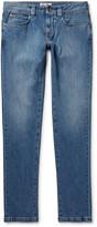 Loro Piana - Slim-fit Stretch-denim Jeans