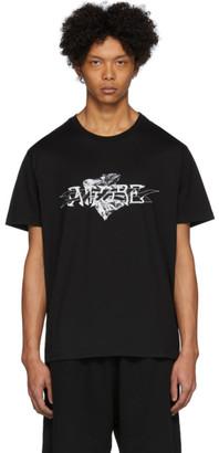 Givenchy Black Dark Amore Diamond T-Shirt