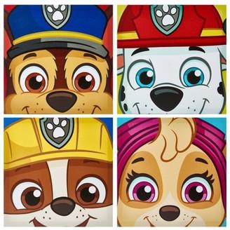 Nickelodeon Paw Patrol Pup 4 Pack Canvas Wall Art