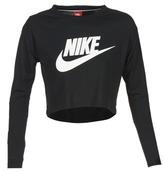 Nike CROP HBR Black