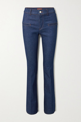 Altuzarra Serge High-rise Flared Jeans - Blue