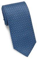 Salvatore Ferragamo Clockwise Horseshoe Silk Tie