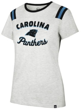 '47 Women's Carolina Panthers Huddle Up T-Shirt