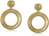 House Of Harlow The Titaness Hammered Statement Earrings