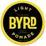 Byrd Light Pomade 2 5 Oz