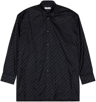 Givenchy Chain Shirt in Black | FWRD