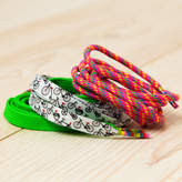 Aces Laces Bicycles Shoelaces Pack For Cyclists