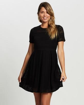 Vero Moda Honey Lace Pleated SS Dress