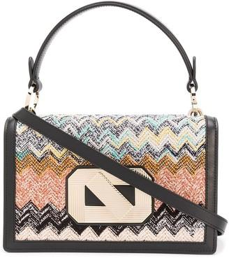 Missoni Zigzag Crochet Bag