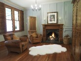 The Well Appointed House Quarto Modern Country Sheepskin Rug-Available in Different Colors
