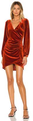 The Jetset Diaries Lash Out Mini Dress