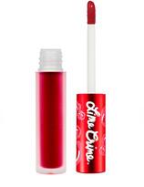 Lime Crime Velvetine Lipstick in Red.