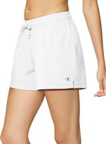 Champion Women's Authentic Jersey Wider Ribbed Waistband Short__XL