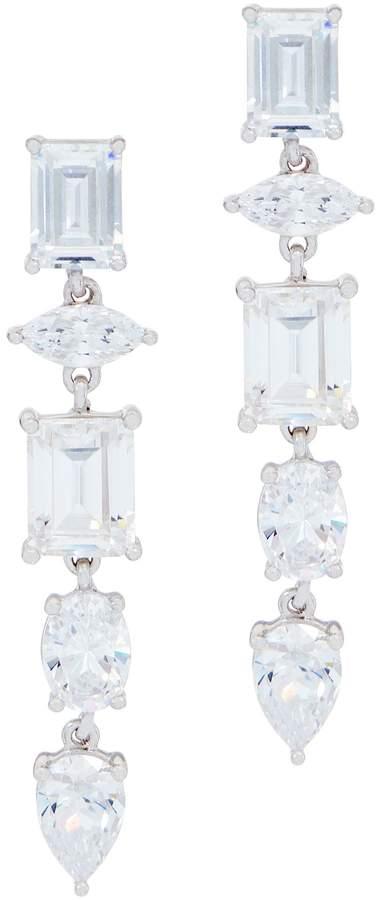 3cc43f54c Emerald Dangle Earrings - ShopStyle