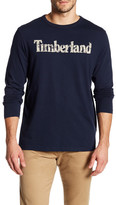 Timberland Linear Logo Long Sleeve Tee