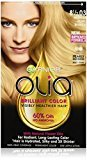 Garnier Olia Oil Powered Permanent Hair Color, 8.5.03 Medium Pearl Blonde (Packaging May Vary)