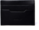 Sandqvist Black Leather Card Case
