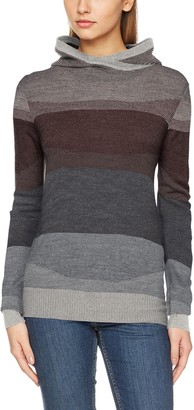 Urban Classics Women's Onllive Love Trendy Stripe SS Oneck NOOS Sweater