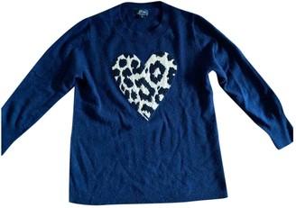 J.Crew Blue Cashmere Knitwear for Women