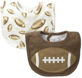 Mud Pie Gameday Football Bibs