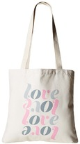 Dogeared Love Love Lil' Tote Tote Handbags