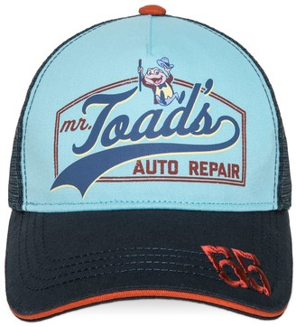 Disney Mr. Toad Baseball Cap for Adults Disneyland