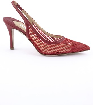 Roberto Festa Ferla Pumps Red