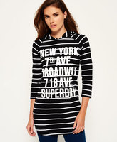 Superdry Baseball Hooded T-shirt