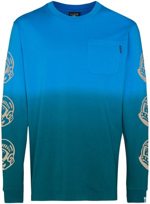Billionaire Boys Club dip-dye print cotton T-shirt